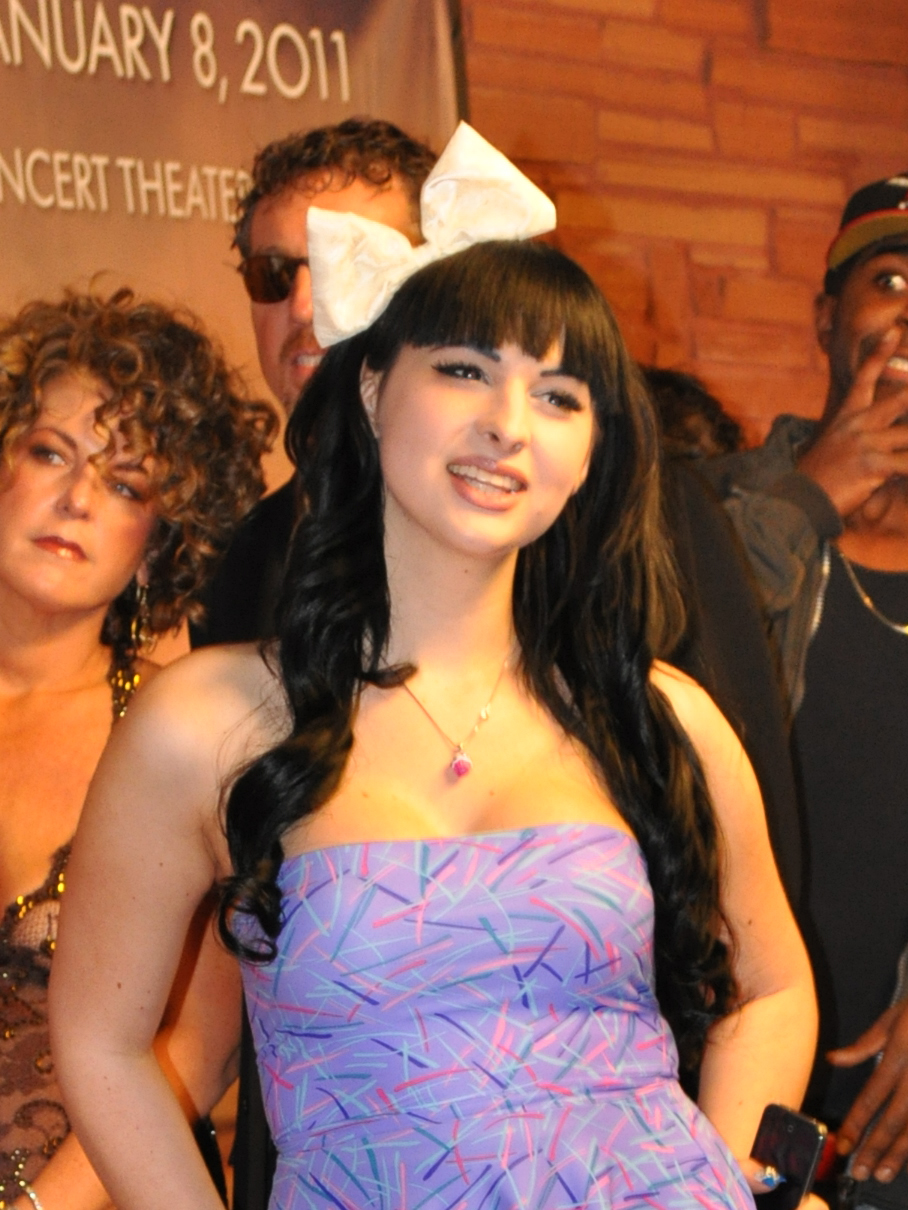 Bailey Jay at the 2011 AVN Awards