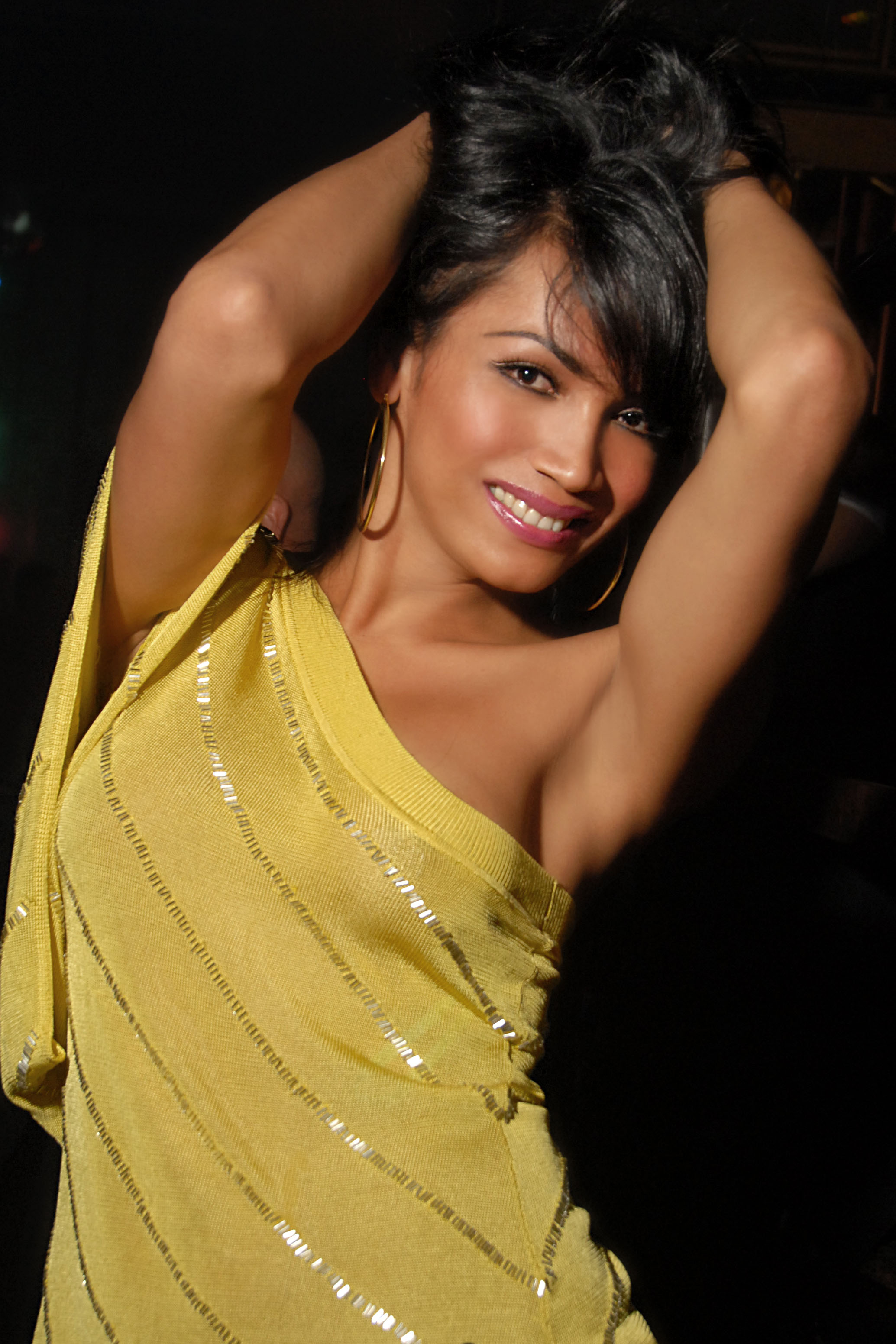 Yasmin Lee in 2009