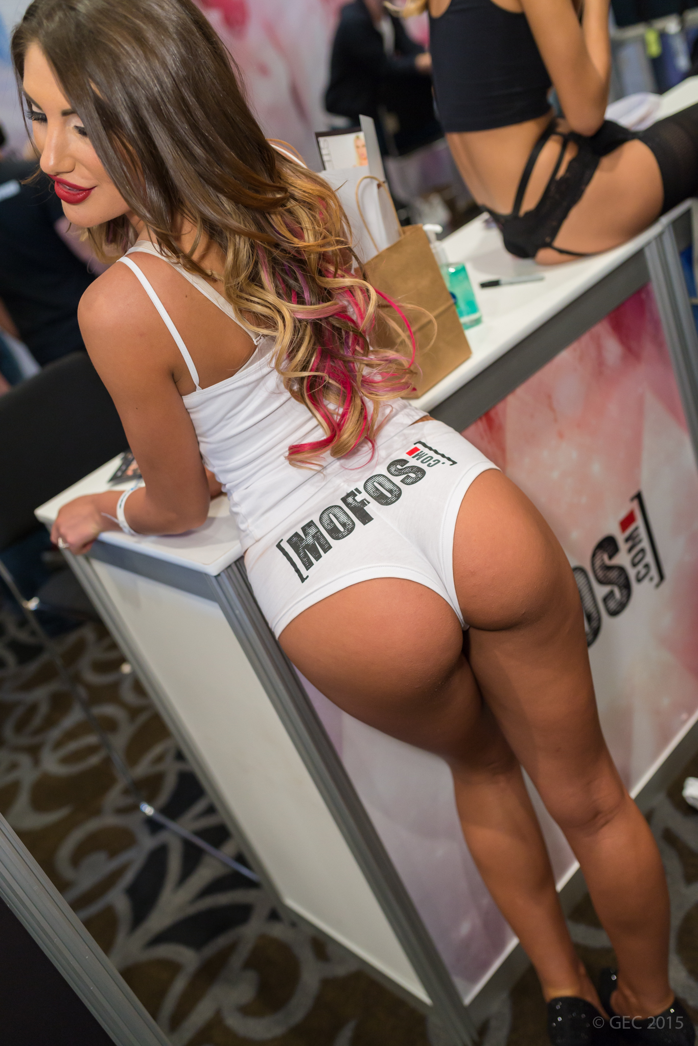 Think, Adult pornstar convention
