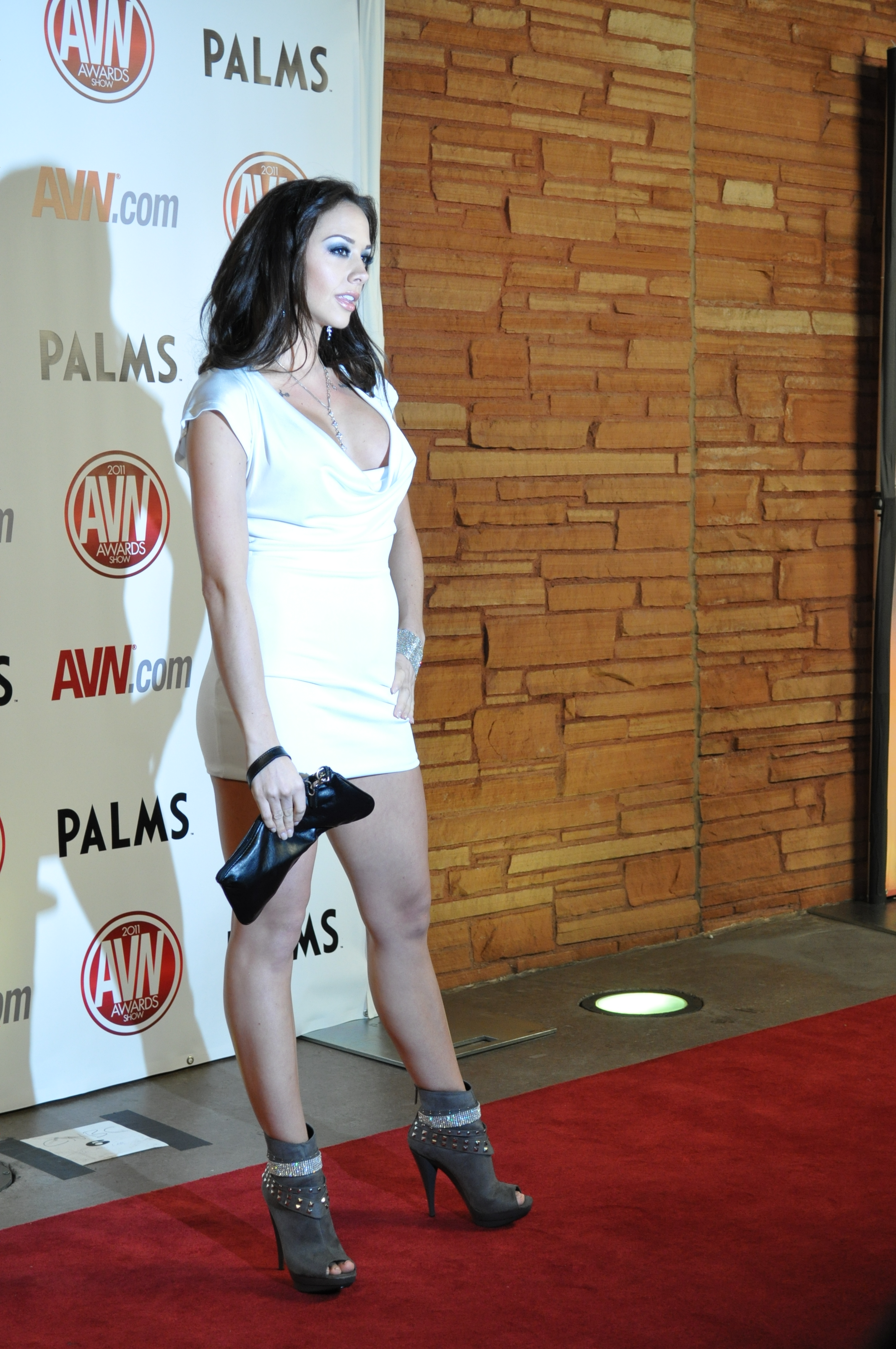 Chanel_Preston_at_AVN_Awards_2011_1