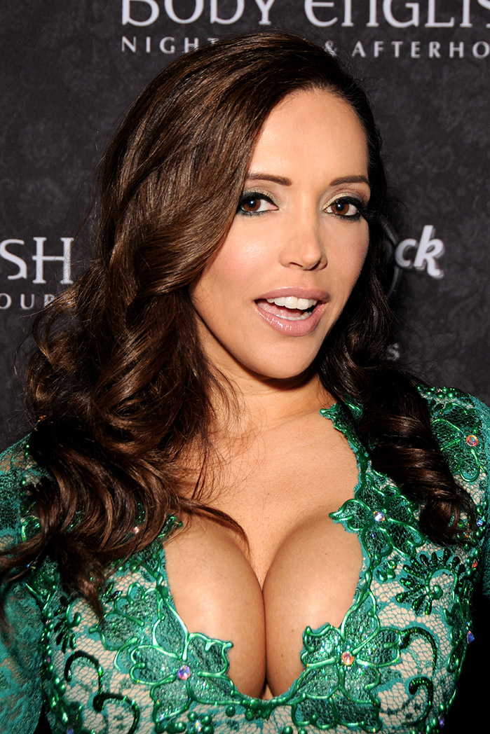 AVN Adult Entertainment Expo 2014 at the Hard Rock Hotel in Las Vegas Nevada on January 18, 2014