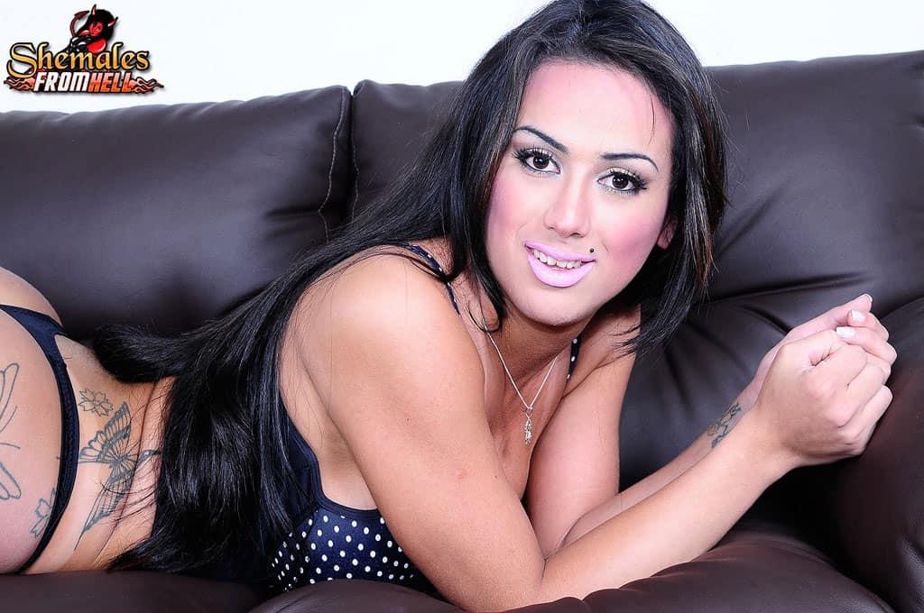 Juliana Souza at Shemales from Hell
