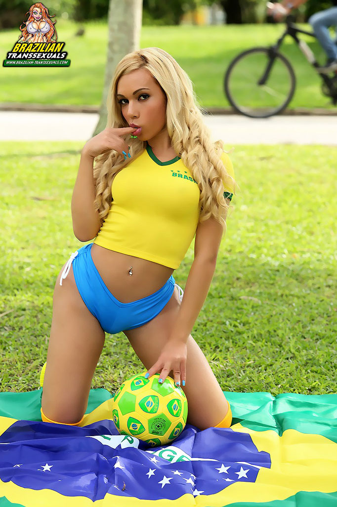 Sheylla at Brazillian Transsexuals