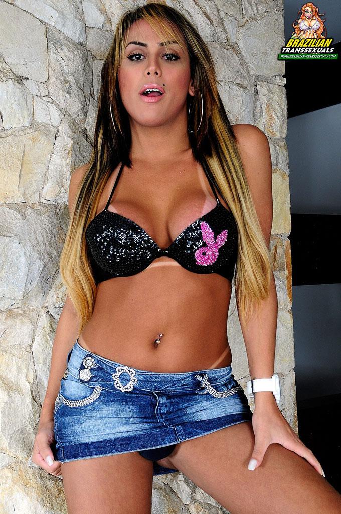 Juliana Souzana at Brazillian Transsexuals