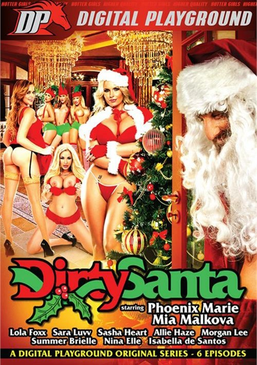 Dirty Santa 2014 DVD cover