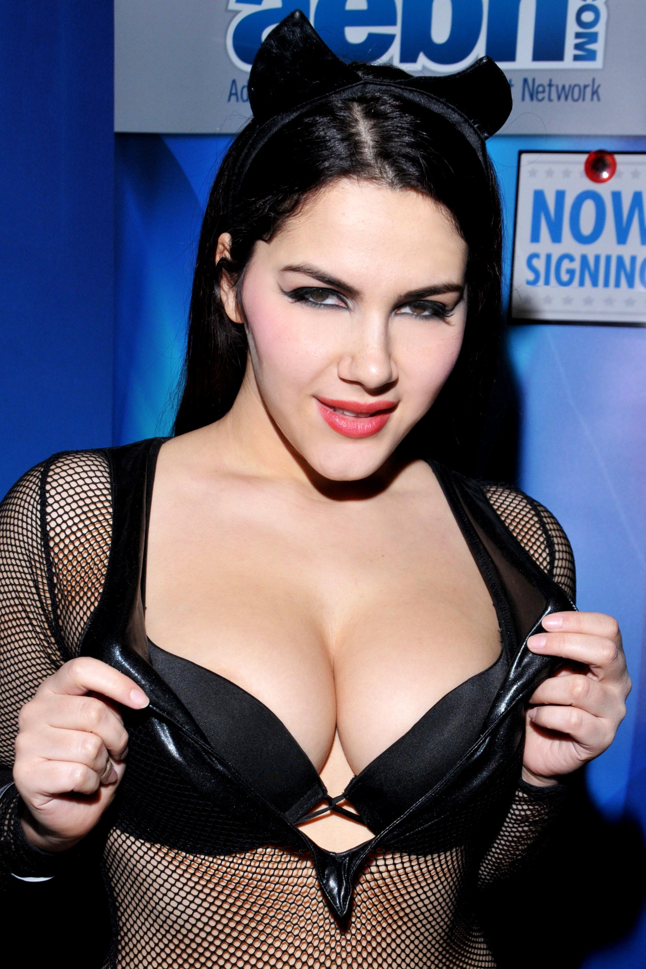 33rd Annual AVN Adult Entertainment Expo Day 3 at the Hard Rock Hotel in Las Vegas Nevada on January 22, 2016