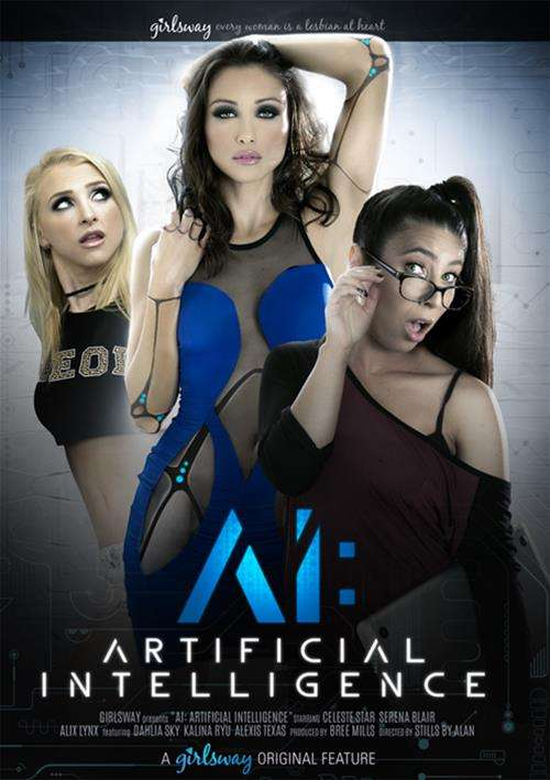 AI Artificial intelligence DVD