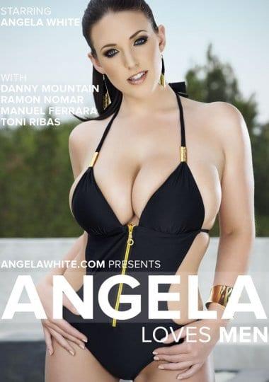 Angela Loves Men DVD