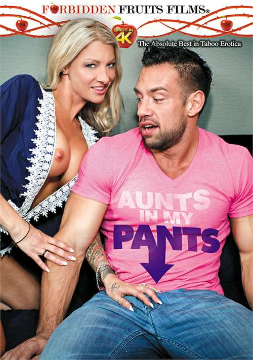 Aunts In My Pants DVD