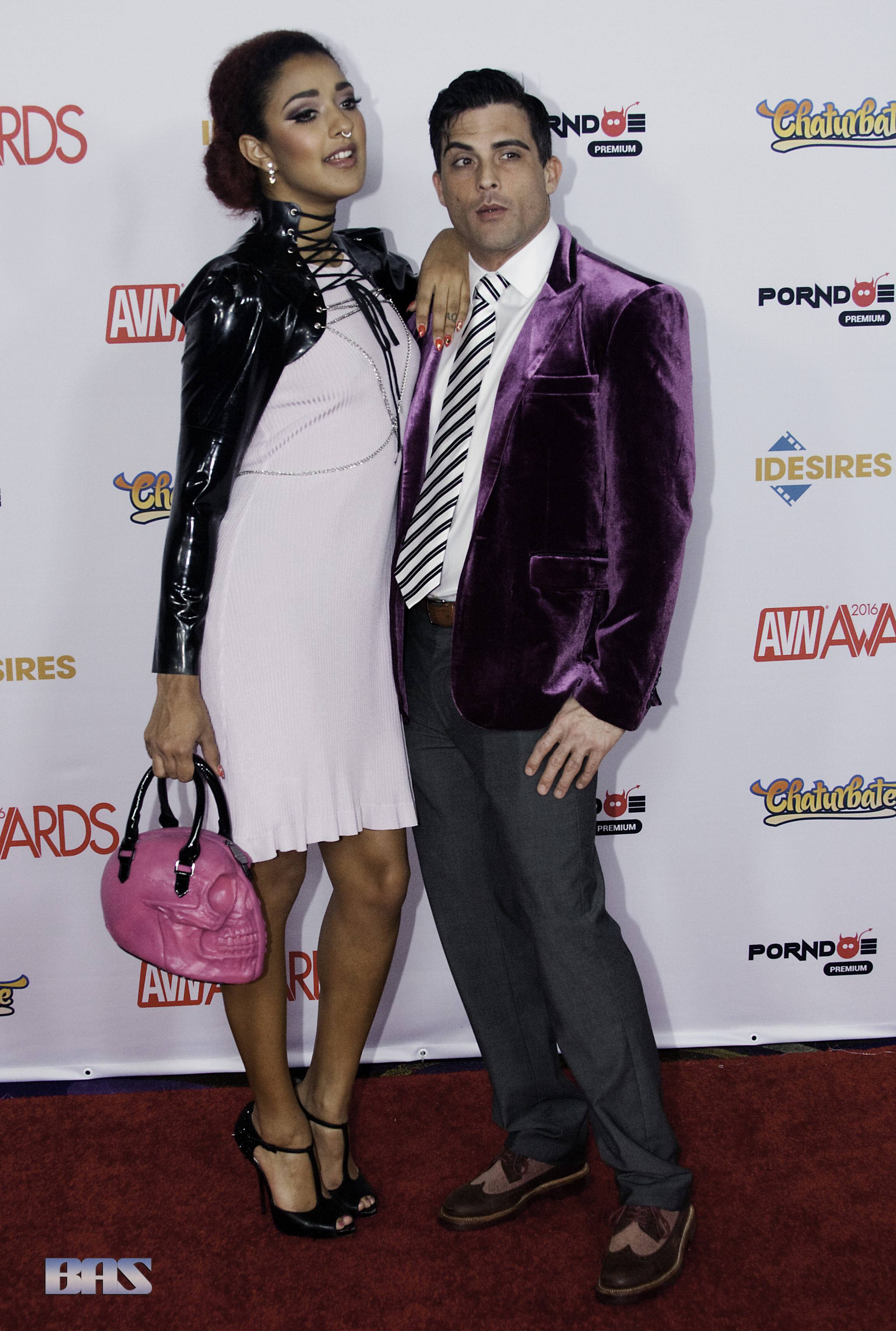 Daisy_Ducati_and_Lance_Hart_at_AVN_Awards_2016_(26672056165)