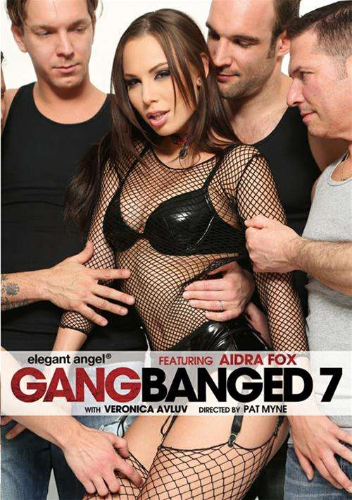Gangbanged 7 DVD