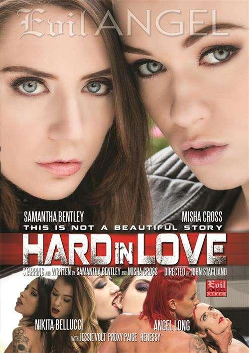 Hard in Love DVD