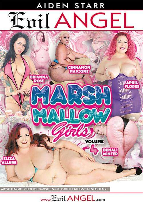 Marshmallow girls 4 DVD