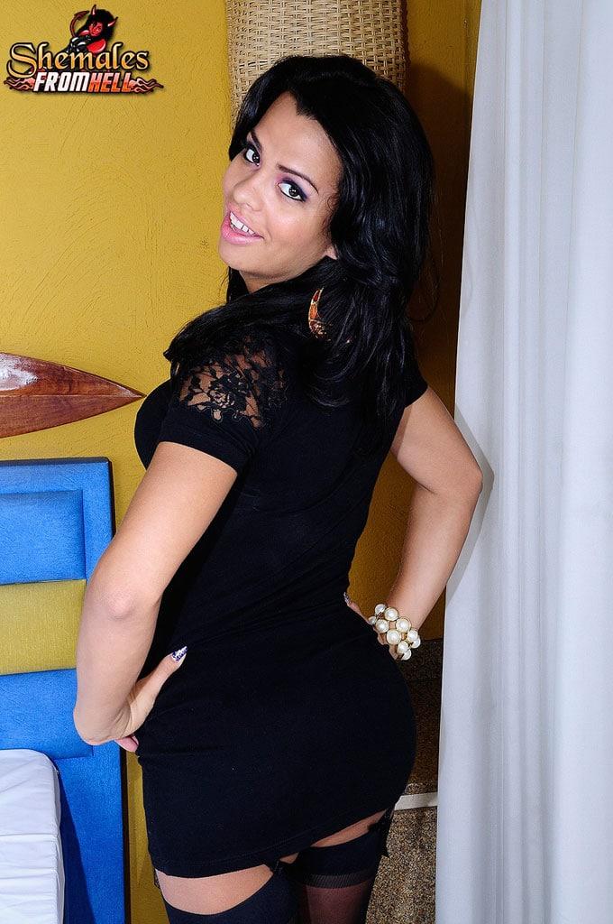 Alessandra Ribeiro at Shemales from Hell