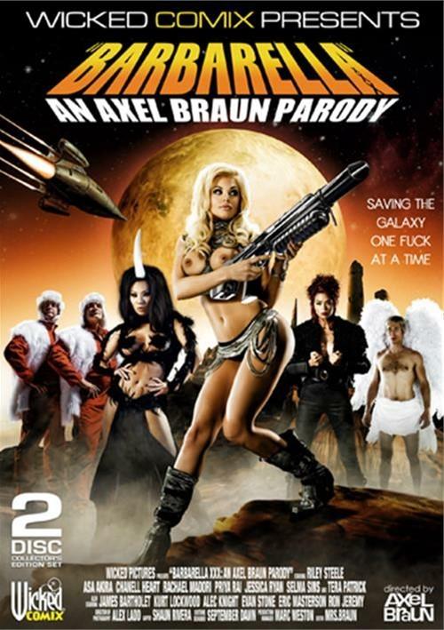 Barbarella XXX DVD