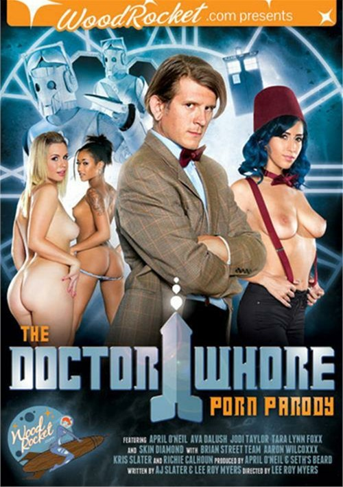 Doctor Whore DVD cover