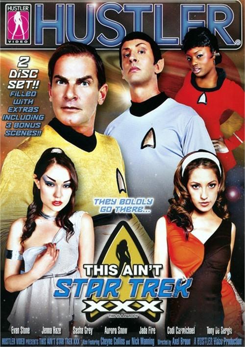 This Ain't Star Trek XXX DVD