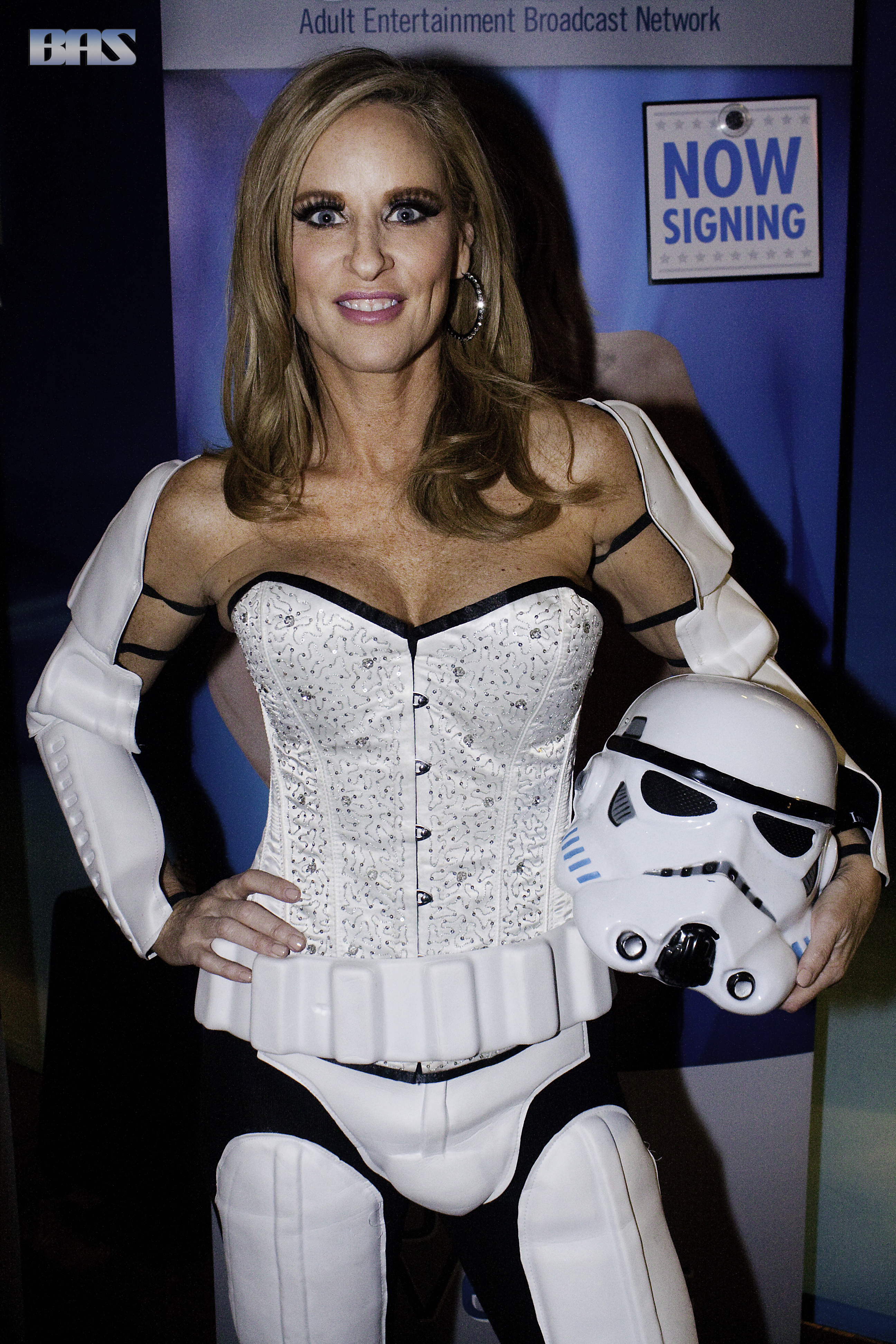 Jodi_West_as_a_Stormtrooper_at_AVN_Adult_Entertainment_Expo_2016_(25571802861)