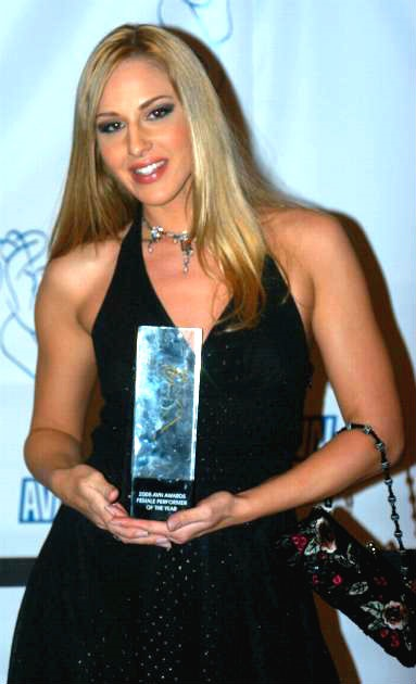 Lauren_Phoenix_at_2005_AEE_Awards