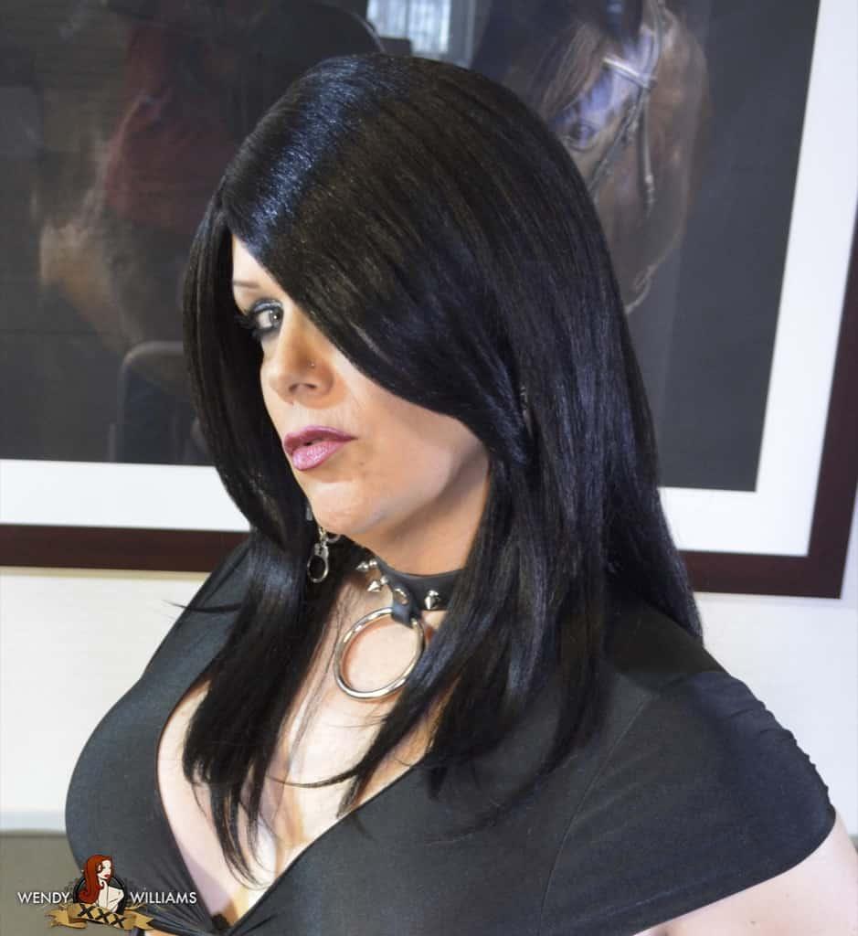 Raven Roxx at Wendy Williams XXX