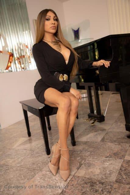 Top TS pornstars AdultWebcamSites - TS porn star Jessy Dubai pics