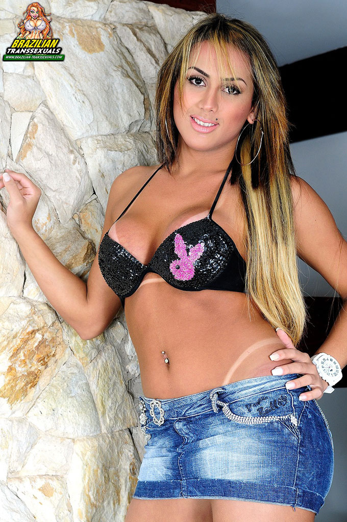 Juliana Souza at Brazillian Transsexuals