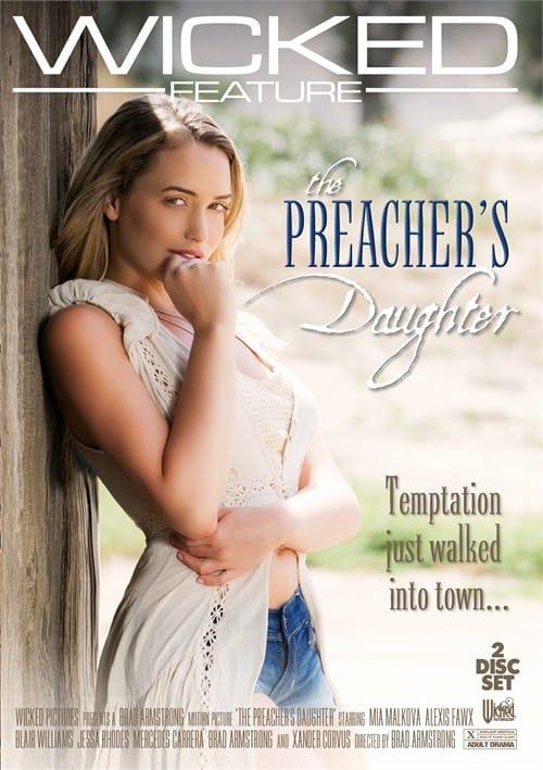 Preacher's Daughter DVD