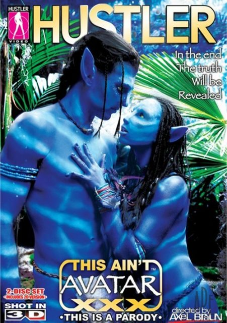 This Ain't Avatar XXX DVD