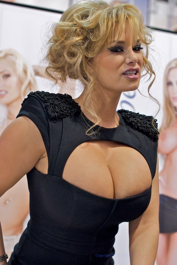 Big massive boobs of erica