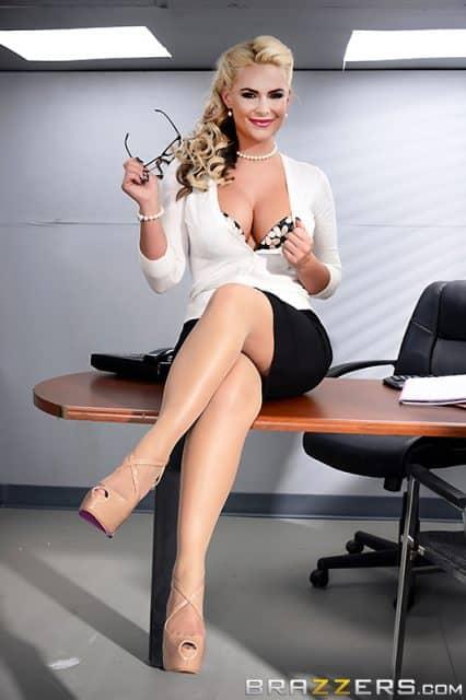 Top Femdom Mistresses XXXBios - Femdom Mistress Phoenix Marie pics - Phoenix Marie office femdom roleplay pics