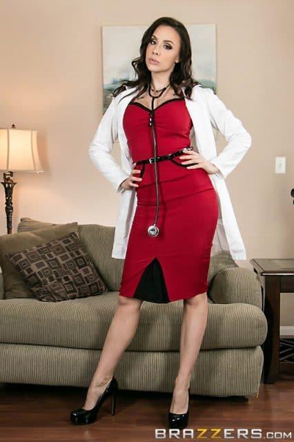 Top Femdom Mistresses XXXBios - Femdom Mistress Chanel Preston pics - Chanel Preston medical femdom roleplay pics