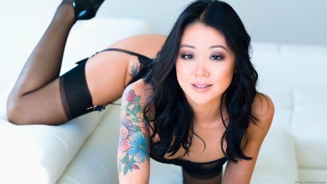 Top Korean pornstars AdultWebcamSites - Sexy Korean porn star Saya Song porn pics sfw