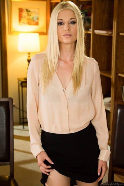 Top American pornstars XXXBios - American porn star Charlotte Stokely pics