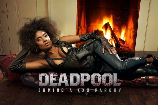 Top VR porn scenes XXXBios | Luna Corazon in Deadpool : Domino A XXX Parody – VR Cosplay X porn scene | Luna Corazon in a Domino cosplay outfit from Deadpool