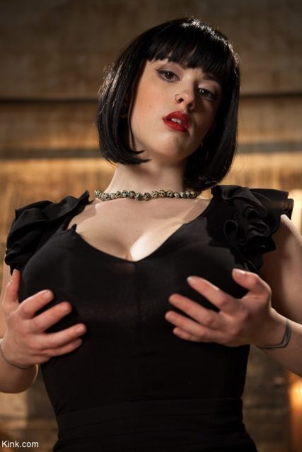 Top femdom pornstars AdultWebcamSites - Femdom porn star Larkin Love porn pics sfw