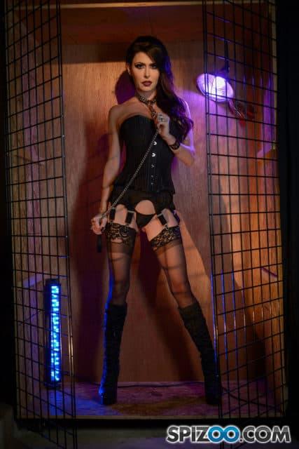 Top brunette pornstars XXXBios - Brunette pornstar Jessica Jaymes pics - Jessica Jaymes in sexy thigh high boots - Jessica Jaymes femdom and BDSM porn pics