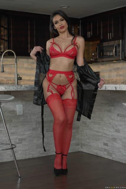 Top Brazzers pornstars XXXBios - Brazzers porn star Katana Kombat pics