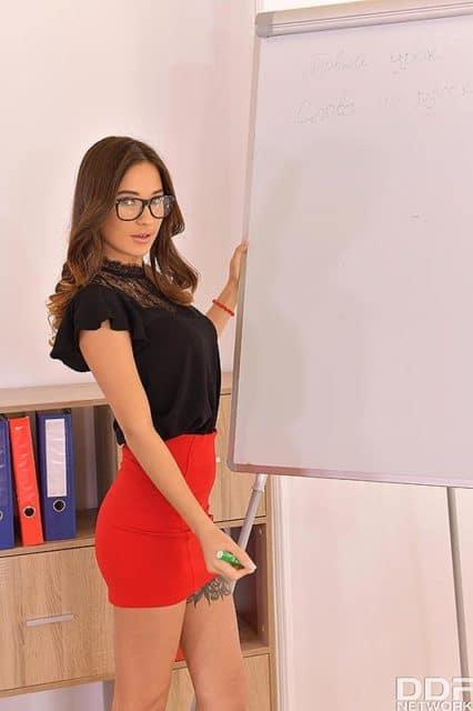 Top Russian pornstars AdultWebcamSites - Russian porn star Liya Silver pics
