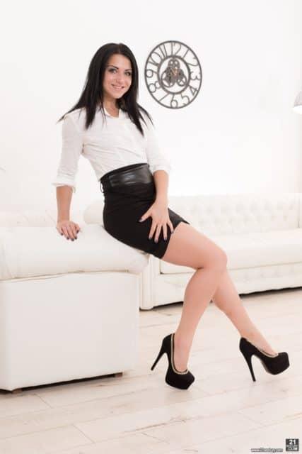 Top Russian pornstars AdultWebcamSites - Russian porn star Jessica Lincoln pics