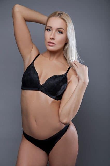 Angelika Grays AdultWebcamSites - Hot blonde tall 5'8 Ukrainian pornstar Angelika Grays in sexy black bra and panties - Fallen Angelika BaDoink VR Angelika Grays porn pics sfw - Angelika Grays VR porn scenes sfw pics