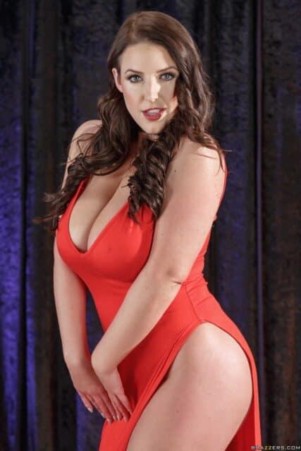 Top curvy and thick pornstars XXXBios - Hottest curvy and thick pornstar Angela White porn pics sfw