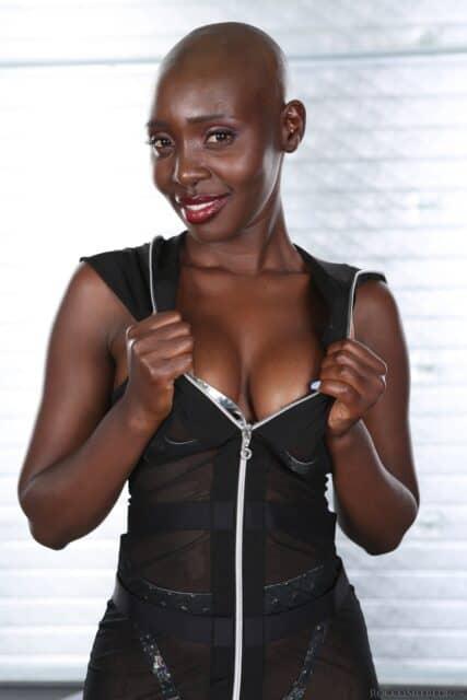 Zaawaadi XXXBios - Hot all natural Kenyan black pornstar Zaawaadi shows off her natural tits and big ass bubble butt booty in sexy black dress and silver metallic lingerie - My Name Is Zaawaadi Evil Angel Rocco Siffredi Films Zaawaadi porn pics sfw