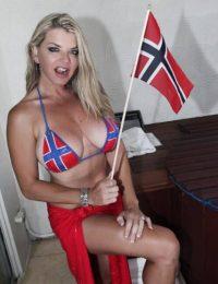 Top 25 Hottest Norwegian Pornstars In 2021
