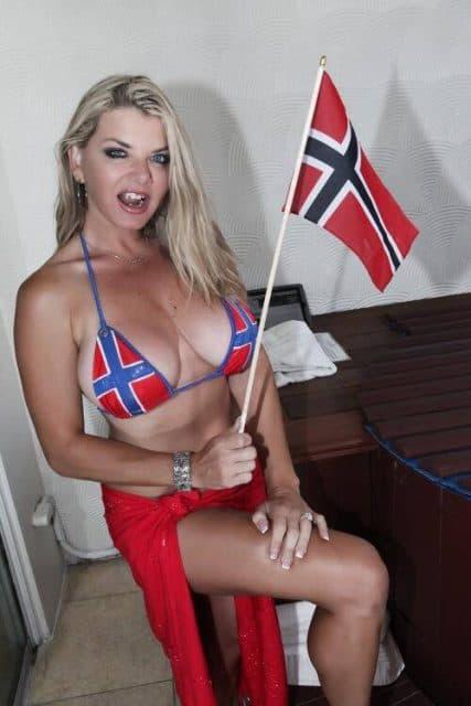 Top Norwegian Pornstars XXXBios - Hottest Norwegian pornstar Vicki Vette porn pics sfw